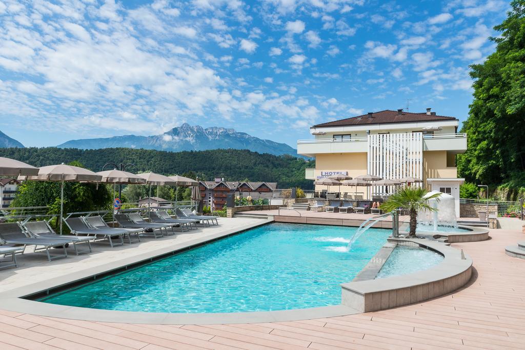 Hotel met zwembad in Valsugana