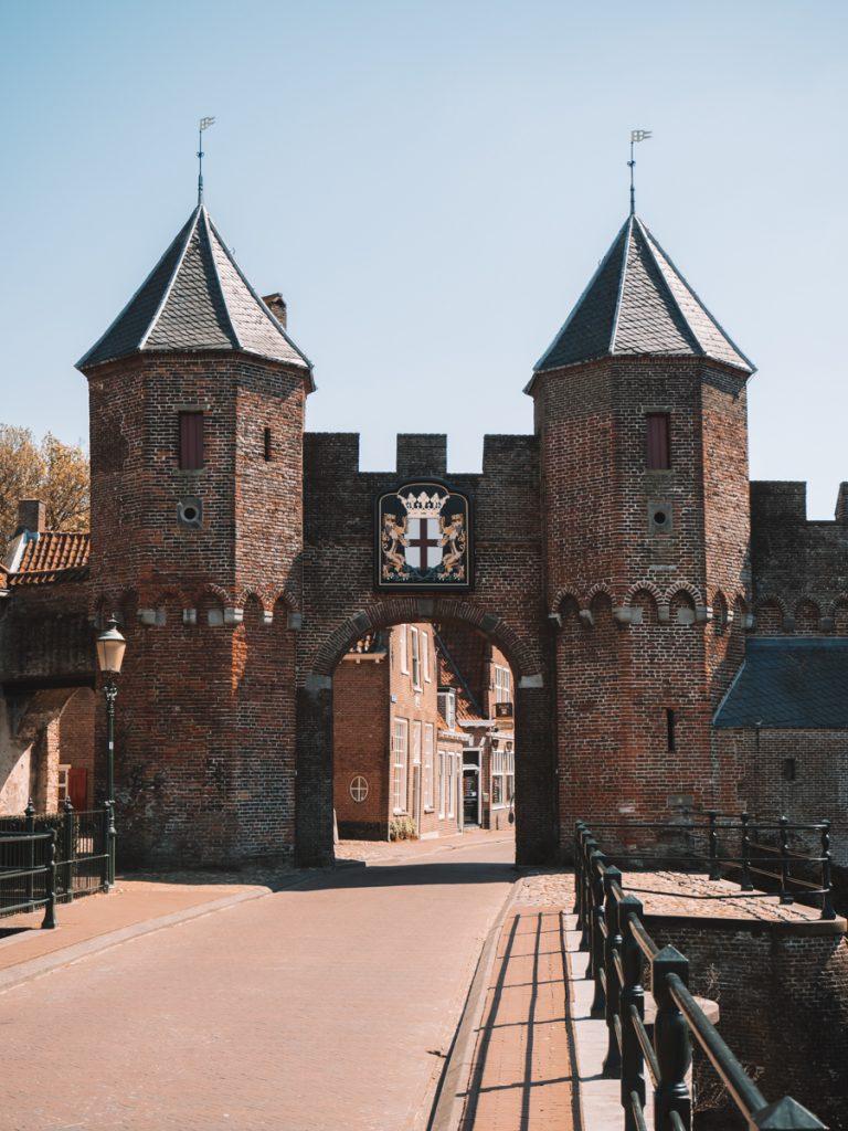 Tijdens een rondreis door Nederland is het heel leuk ook een dagje naar Amersfoort te gaan