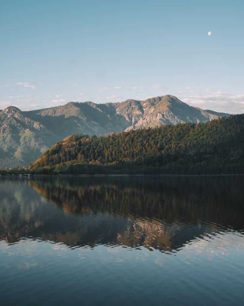 Het meer van Levico