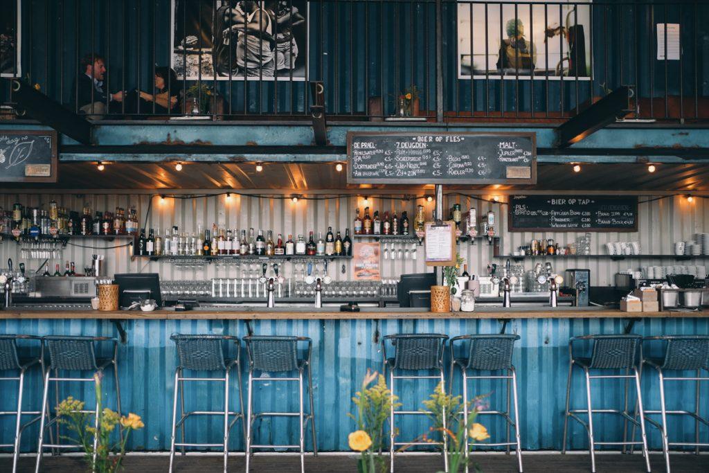 Pllek is een van de leukste hotspots van Amsterdam