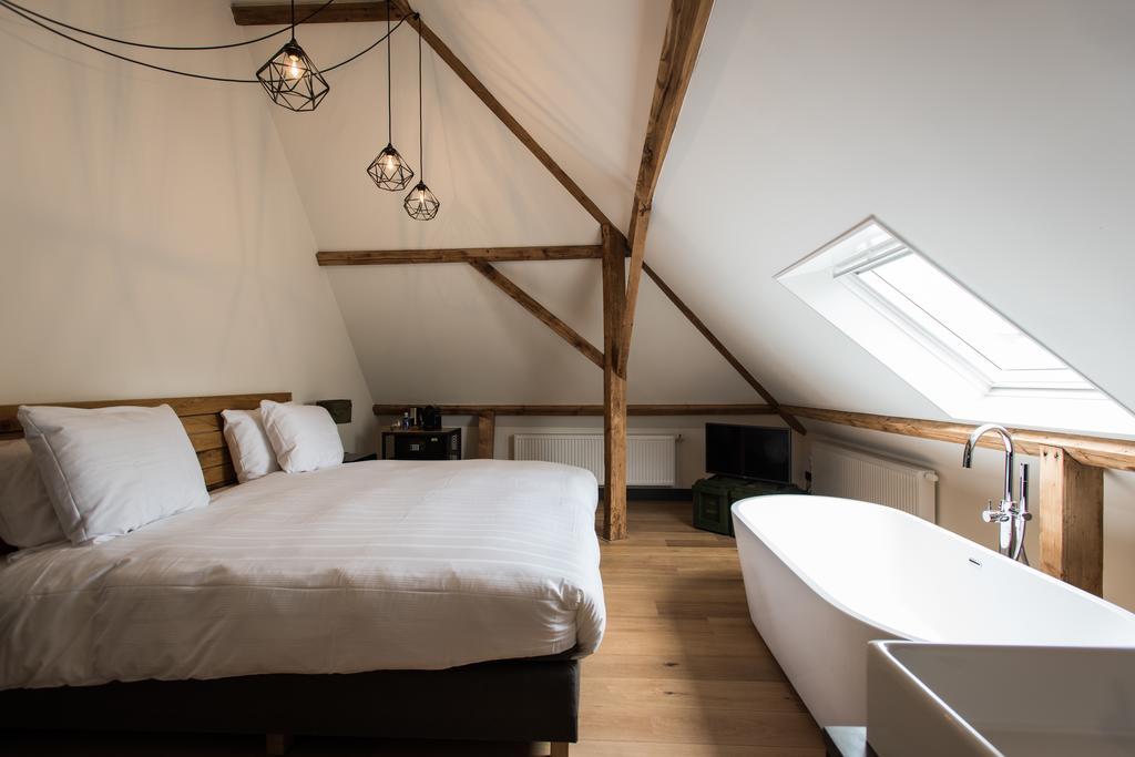 Dit zijn de mooiste hotels in Leiden voor een staycation
