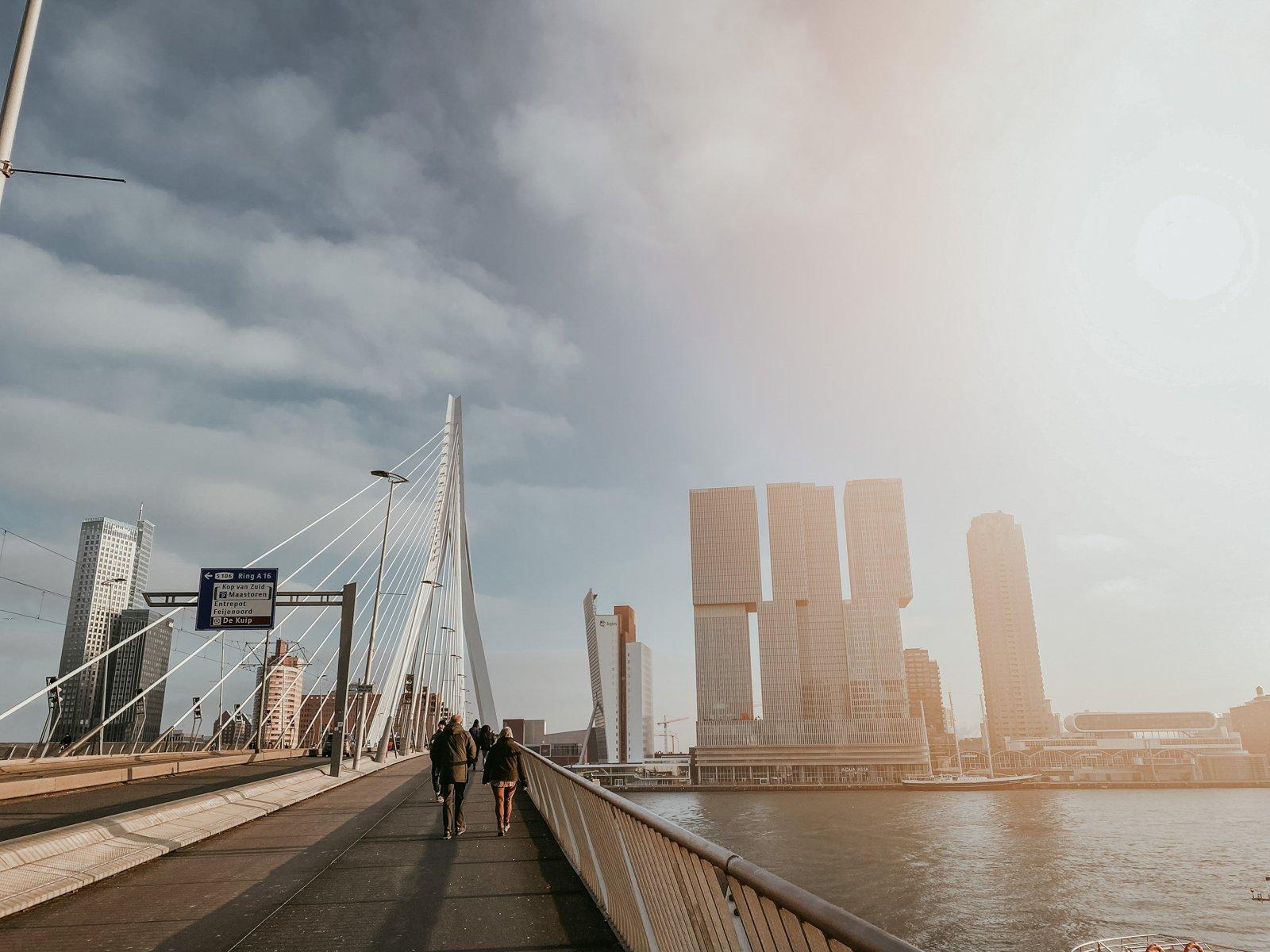 Dit zijn de leukste en mooiste hotels in Rotterdam voor een staycation!
