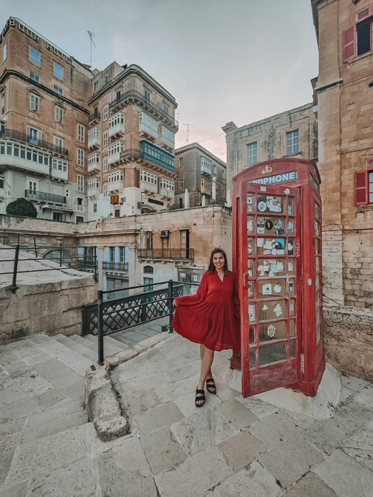 Valletta is een van de leukste bezienswaardigheden van Malta