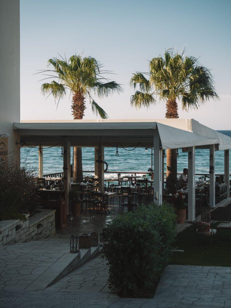 Een van de leukste restaurants van Zakynthos is Anadalis