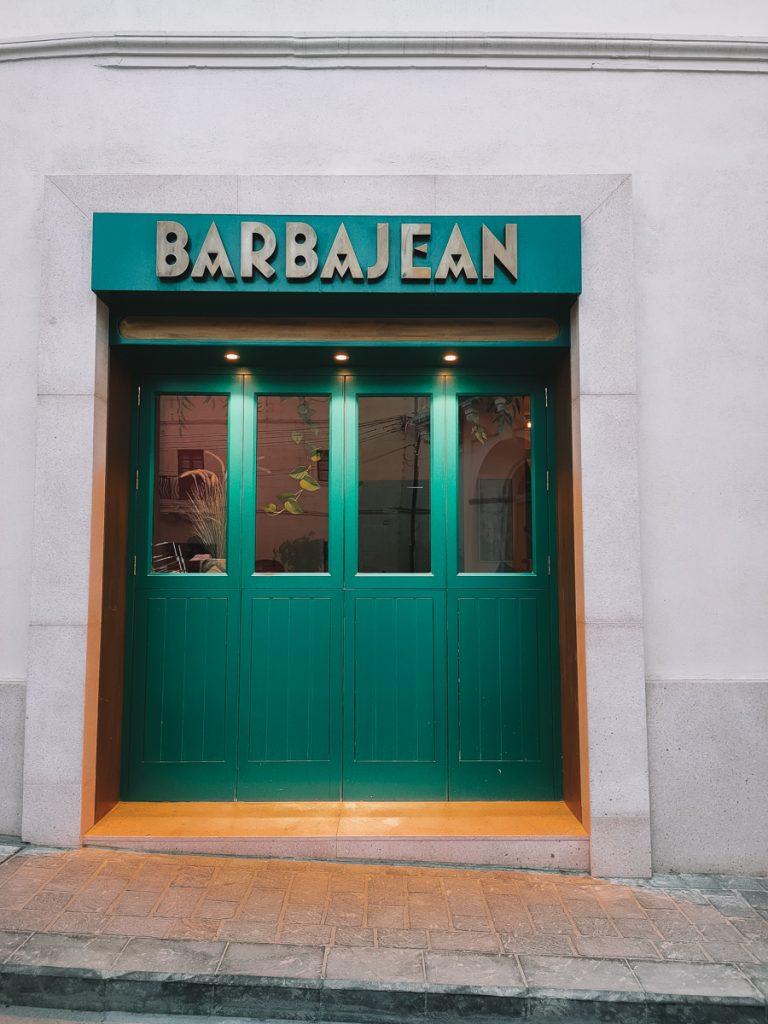 Restaurant Barbajean, naar mijn mening het beste restaurant op Malta