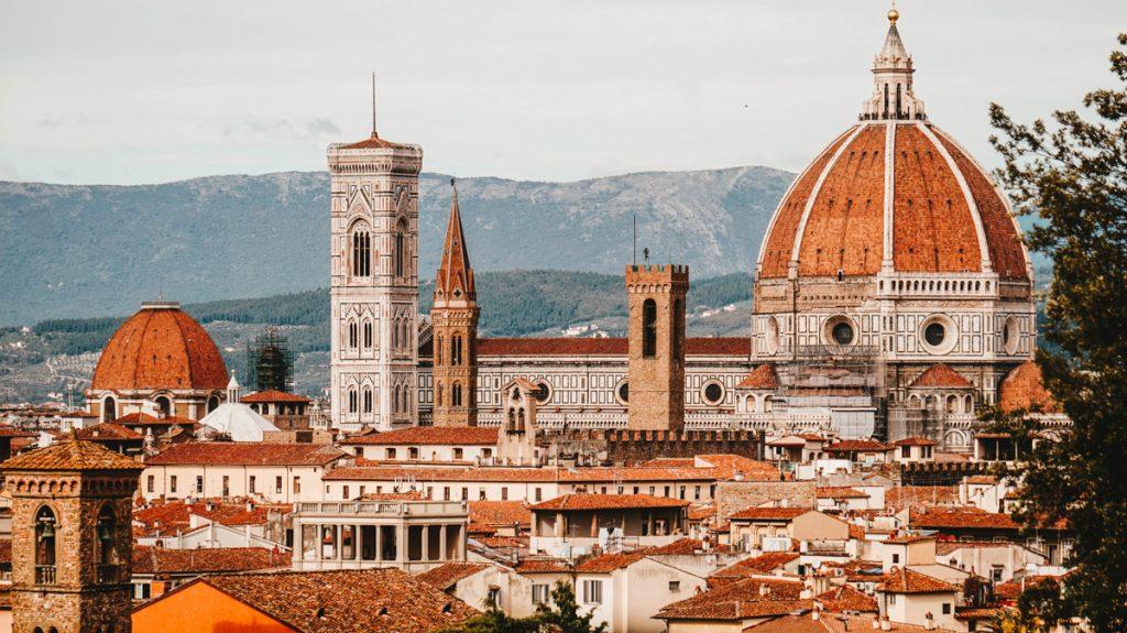 Florence is een van de leukste plekken om te bezoeken tijdens een roadtrip door Noord-Italië
