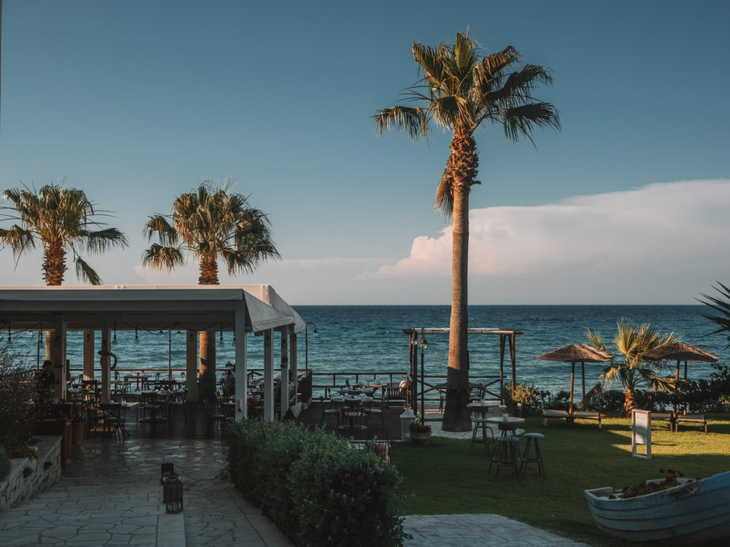 Een van de beste restaurants en hotspots op Zakynthos