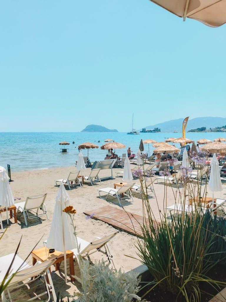 Laganas Beach