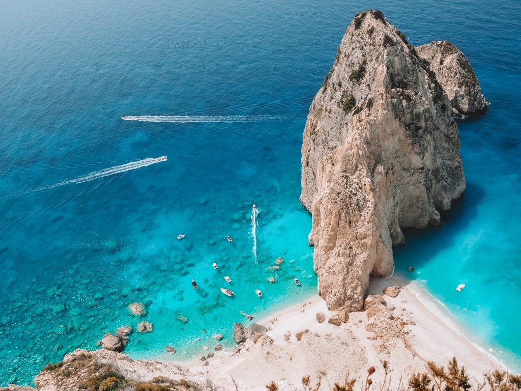 Dit zijn de mooiste stranden en plekken van Zakynthos!