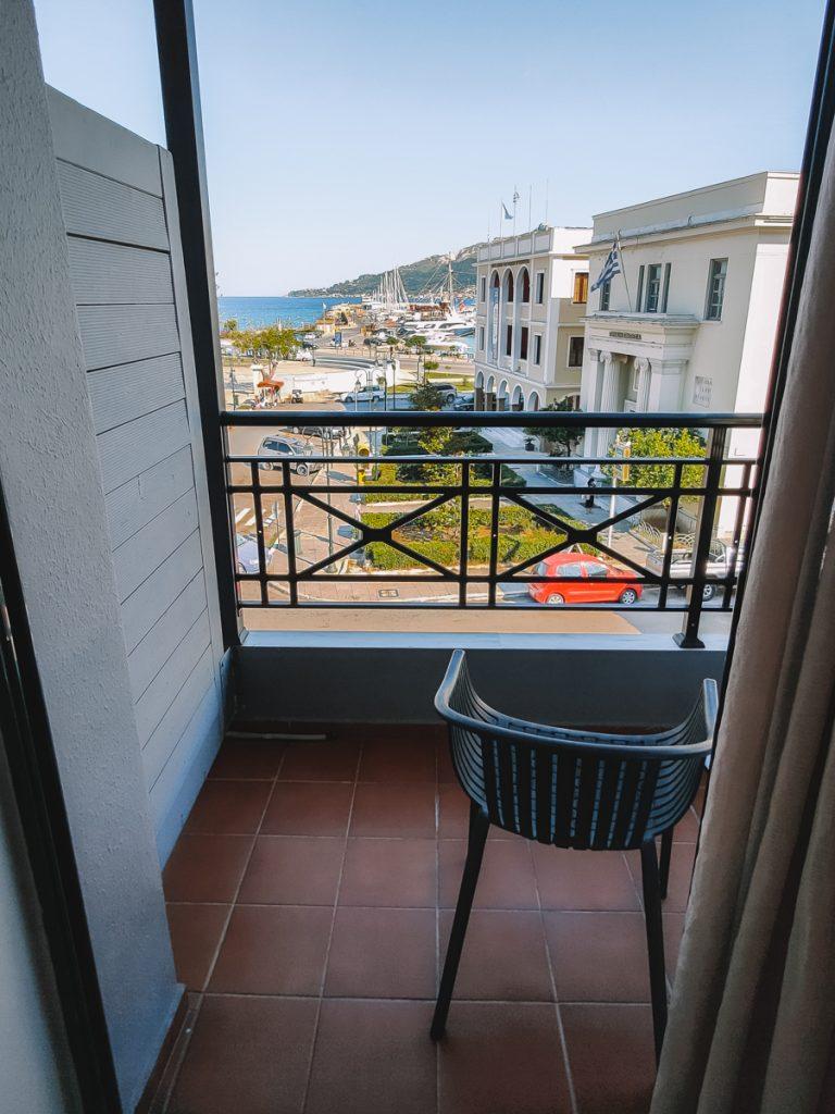 Een van de leukste hotel tips voor Zakynthos is Phoenix Hotel in de hoofdstad