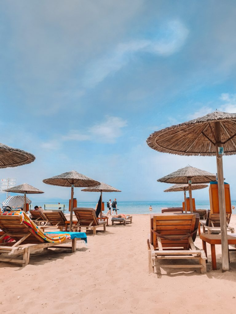 Een van de leukste dingen wat je kunt doen op Zakynthos is natuurlijk een dagje strand inplannen