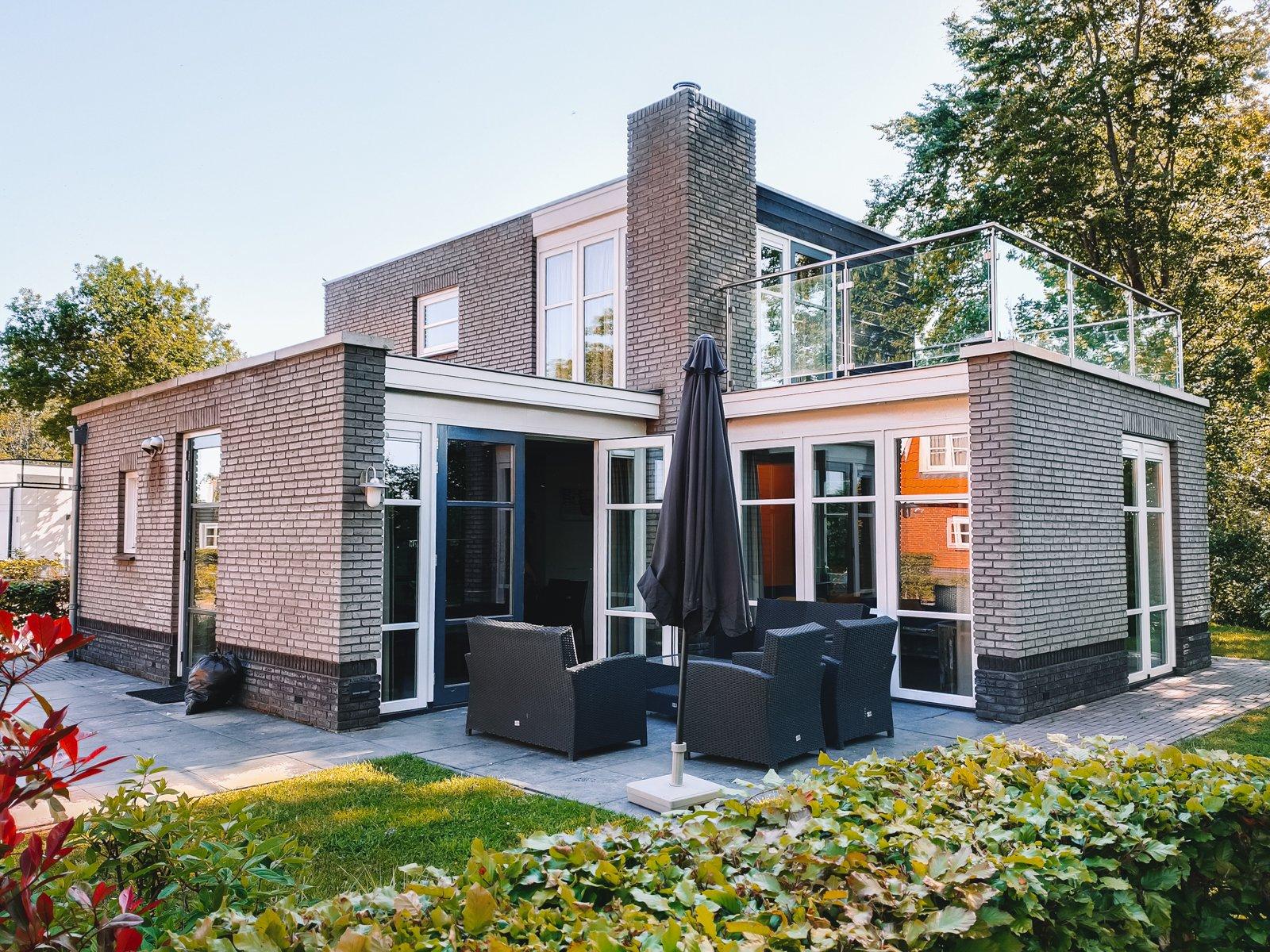 Voor een heerlijk vakantiepark aan het Veluwemeer moet je bij Droompark Bad Hoophuizen zijn!