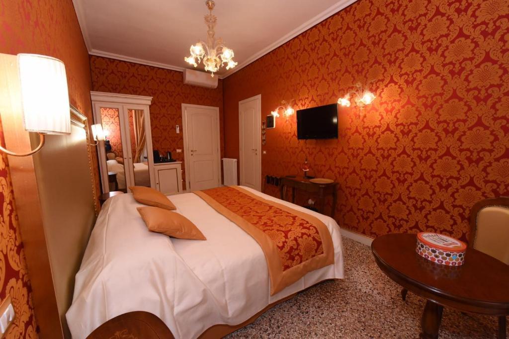 Een van de beste plekken om te overnachten in Venetië is 40.17 SAN MARCO