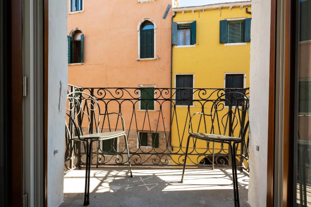 Een van de luxe hotels in Venetië is  Liassidi Arco