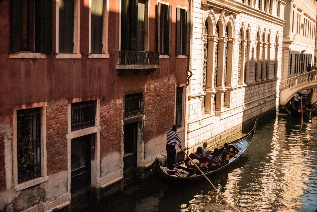 Een van de mooiste en beste hotels van Venetië in de wijk San Marco is Palazzo Orseolo