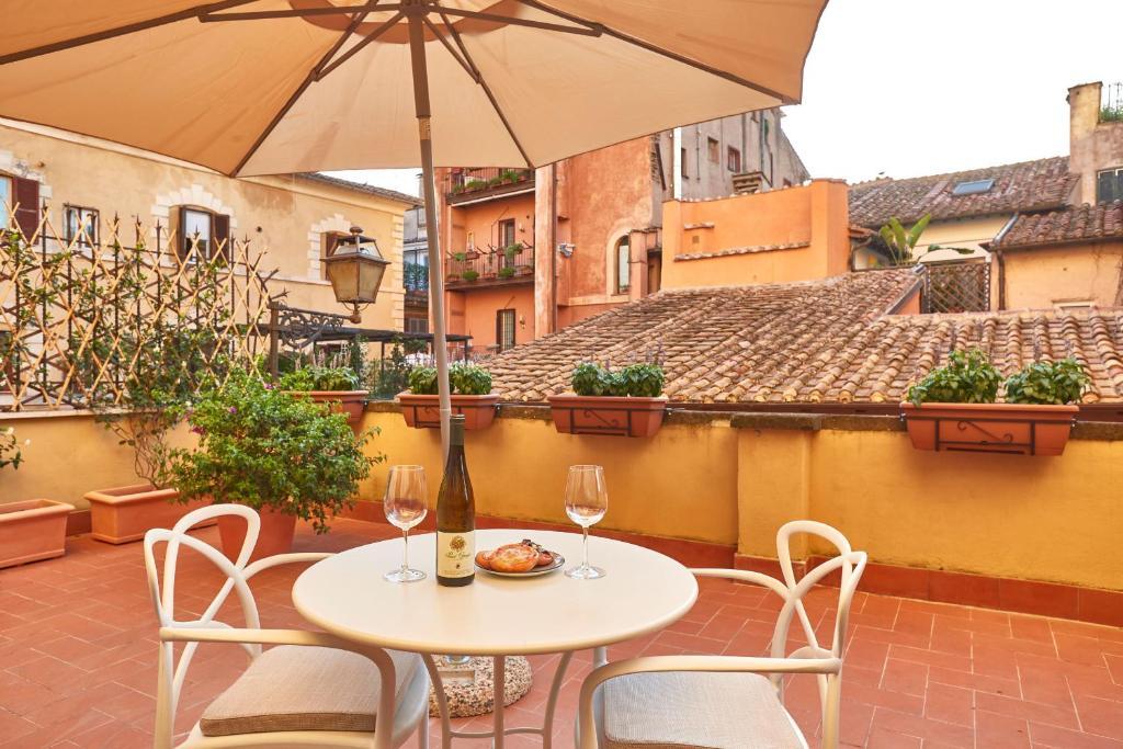 Ripagrande a Trastevere ligt in een van de leuke wijken om te verblijven in Rome