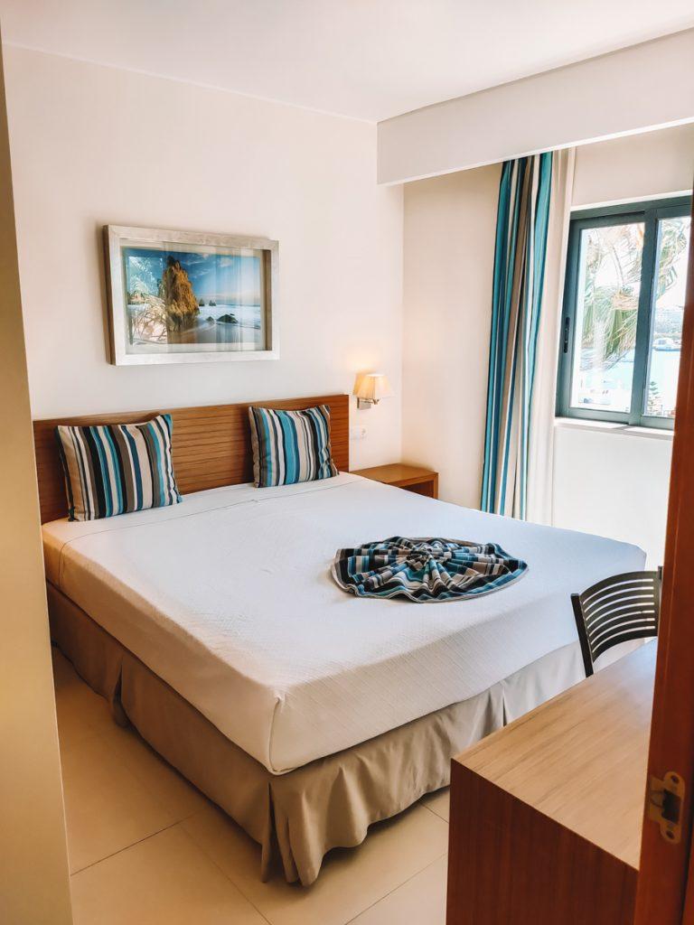 De slaapkamer van Vitor's Village