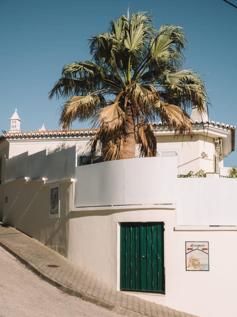Ferragudo in Portugal