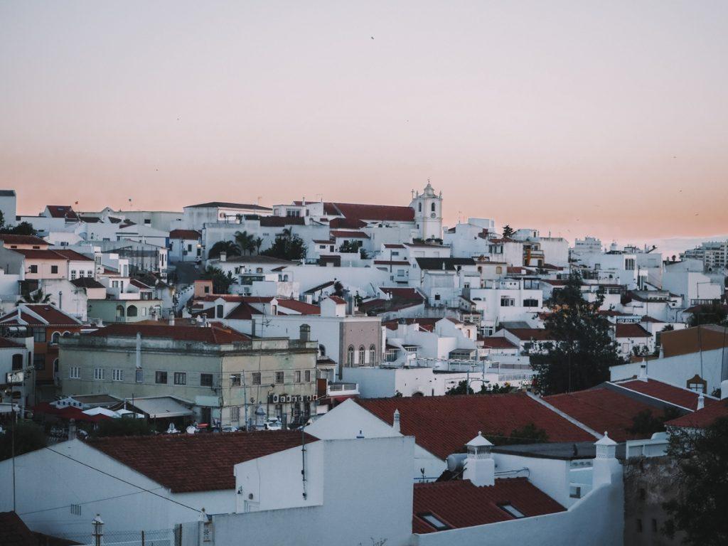 Ferragudo is een prachtig dorpje in de Algarve in het zuiden van Portugal