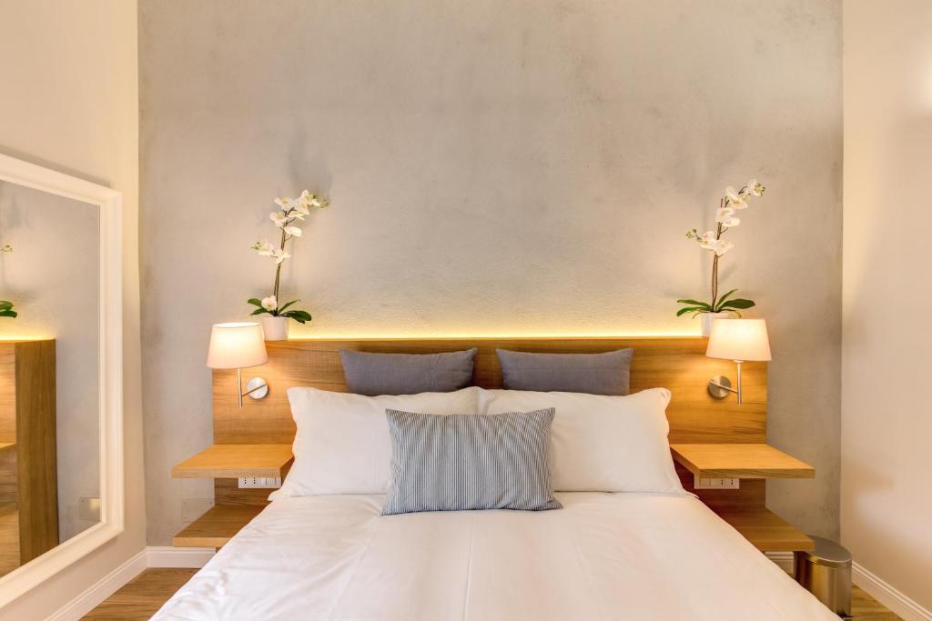 The Spanish Suite is een van de leukste plekjes om te overnachten in Rome!
