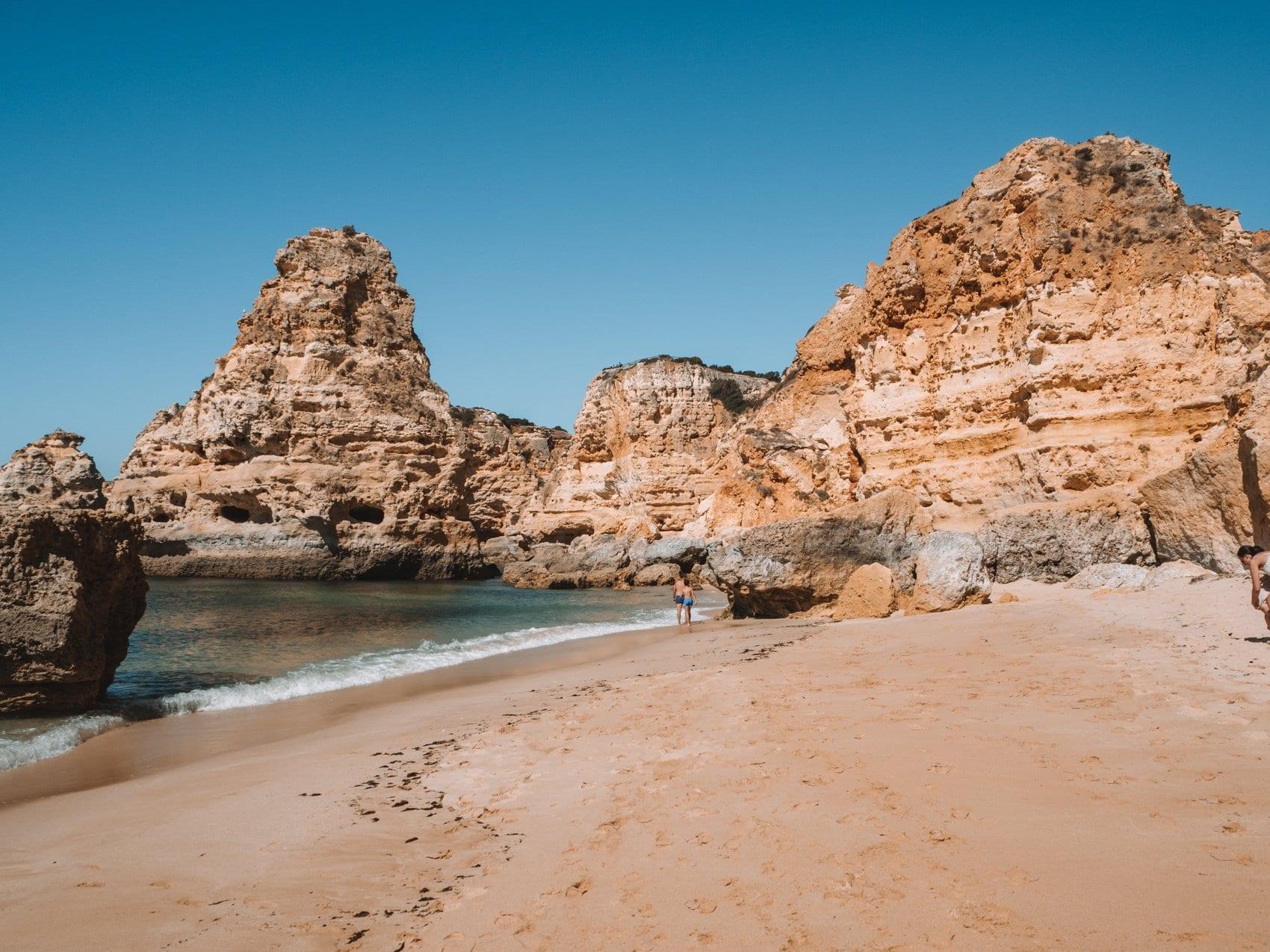 Dit is de ideale route voor een roadtrip door de Algarve!