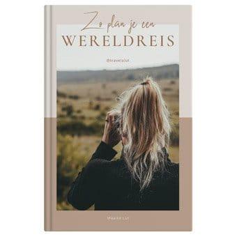 Wereldreis boek