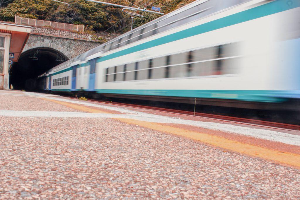 Reizen met het openbaar vervoer in Italië