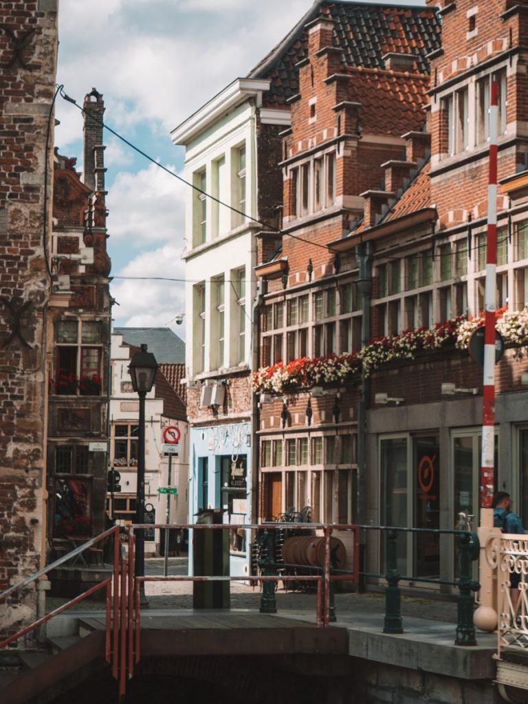 Prachtige historische gebouwen