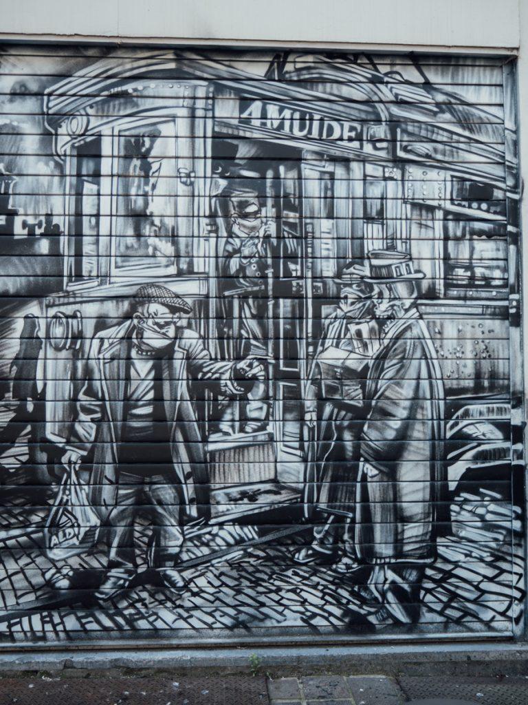 De gaafste street art in Gent