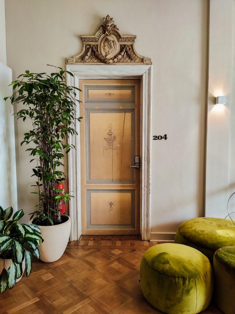 Een kamer in The Mansion