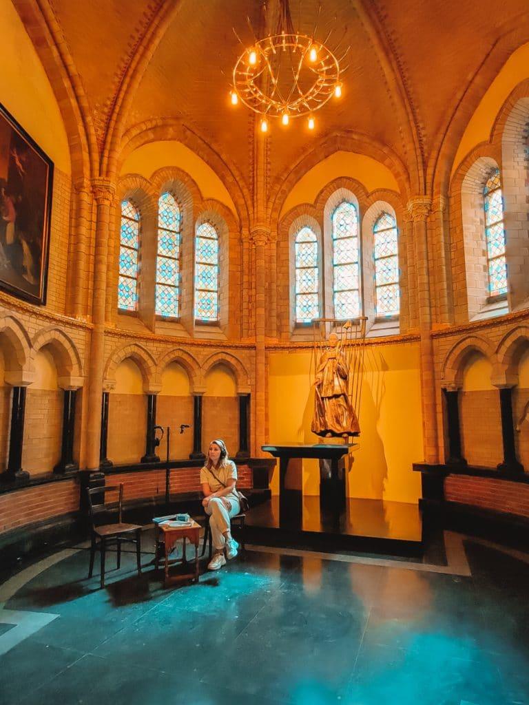 In de KoepelKathedraal van Haarlem