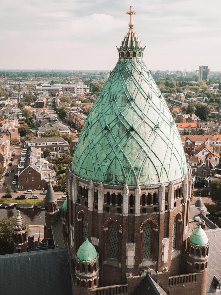 Een van de leukste bezienswaardigheden in Haarlem is de KoepelKathedraal